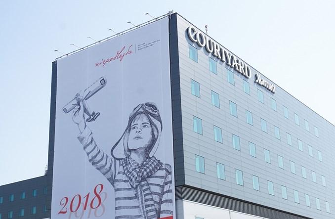 Chopin Airport Development także świętuje 100. rocznicę odzyskania niepodległości