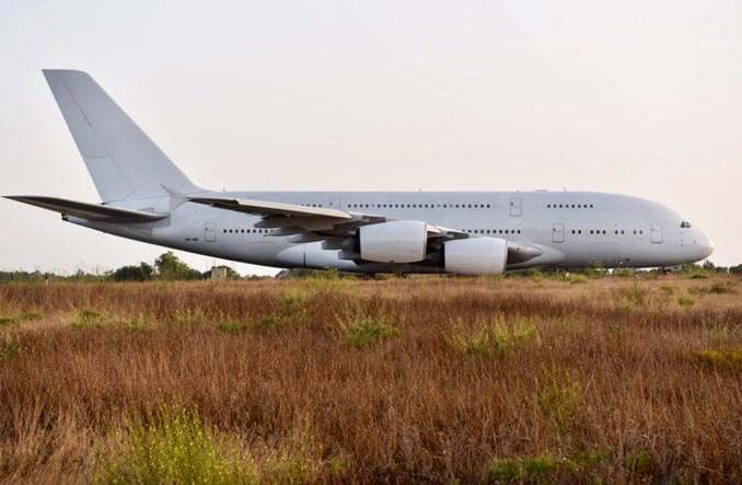 Linie Thomas Cook przejmą Airbusa A380 od Hi Fly