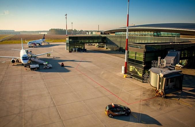 Rekordowy lipiec na lotnisku w Jasionce
