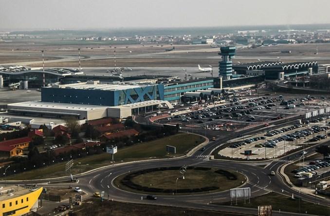 Lotnisko w Bukareszcie może zyskać kolej jednoszynową