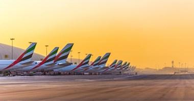 Dubajskie lotnisko zbliża się do granicy 100 mln obsłużonych pasażerów