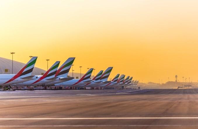 Lotnisko w Dubaju pobiło światowy rekord w liczbie obsłużonych pasażerów