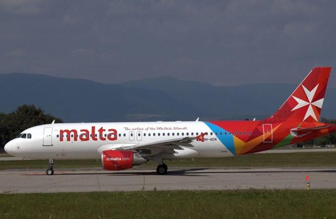 Ryanair rozpoczyna współpracę z Air Malta. Zyska 21 nowych tras