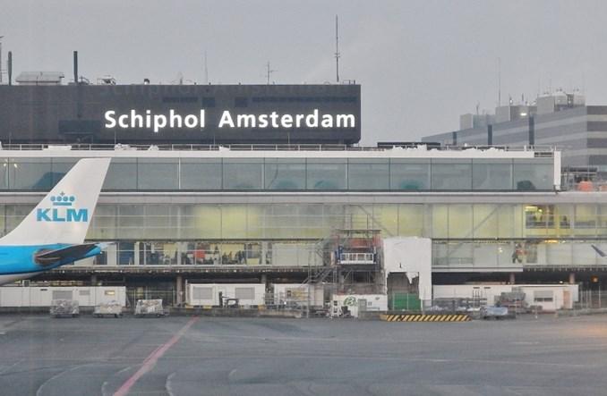 Strajk naziemnych pracowników KLM na Schiphol