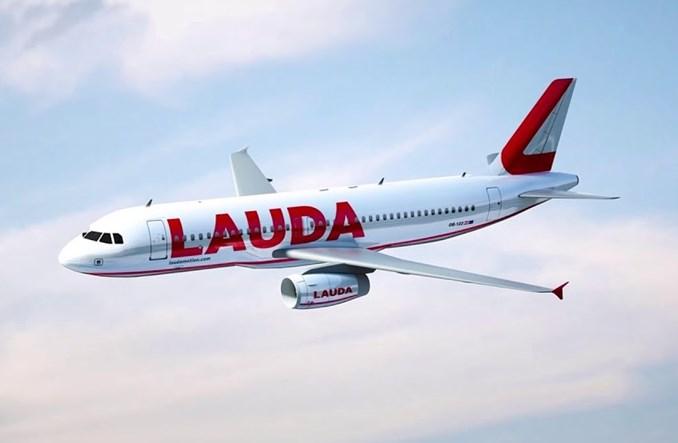Laudamotion: Większa flota, podwyżki i nowe malowanie