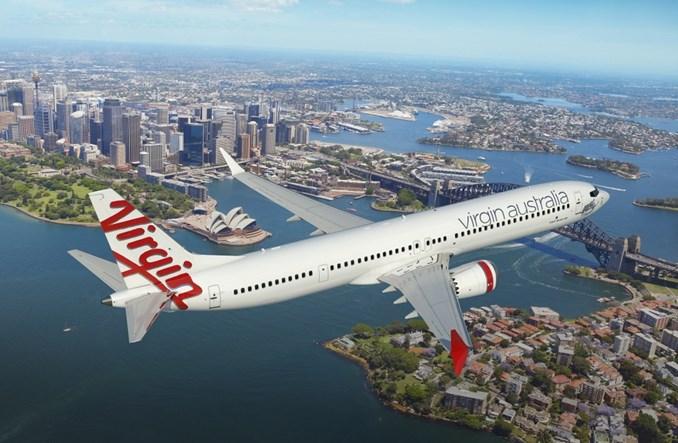 Virgin Australia odracza dostawy MAX-ów