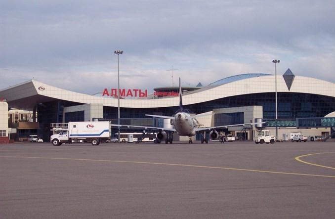 Największe lotnisko w Kazachstanie planuje ekspansję za 140 milionów dolarów