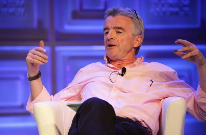 Ryanair: O'Leary żegna się z Ryanair DAC. Pozostaje szefem Grupy