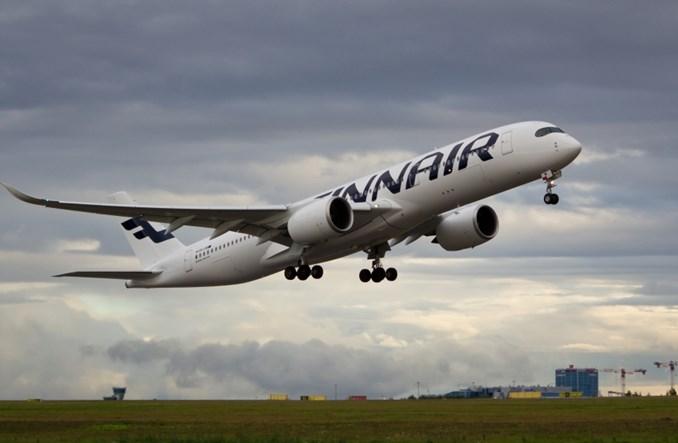 Finnair zmniejsza liczbę połączeń. 70 zamiast 200 lotów dziennie