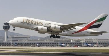 Zamówienie Emirates na samoloty A380 zagrożone