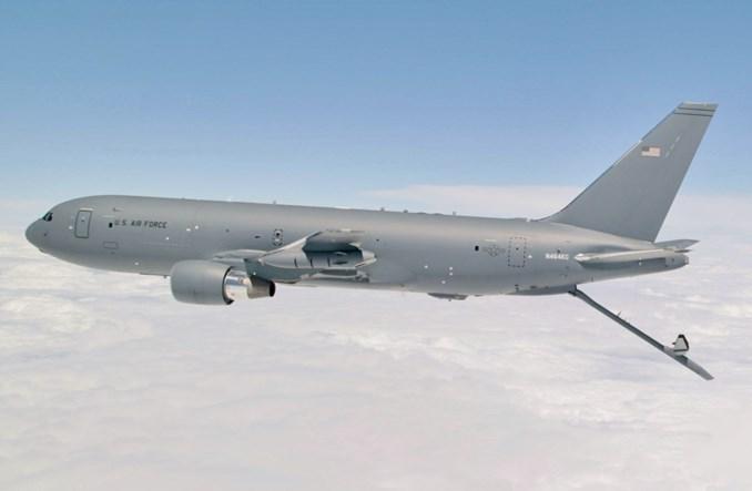 "Boeing z zamówieniami na kolejne KC-46A ""Pegasus"""