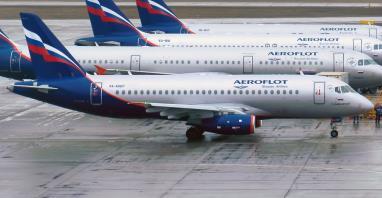 Lotnicze wieści z Rosji. Statystyki i zmiana nazw portów