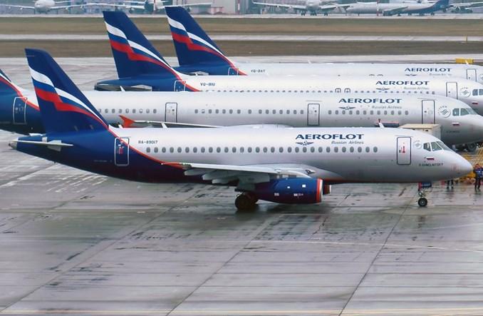 Ruch pasażerski w Rosji rośnie