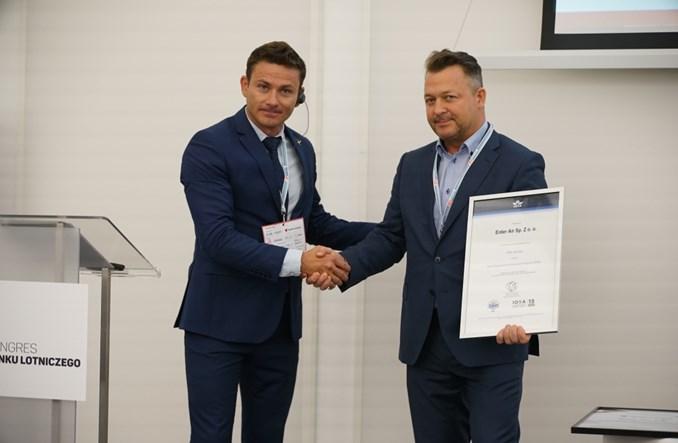 Enter Air z certyfikatem IOSA