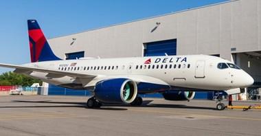 Bombardier i Airbus pokazali pierwszego A220 dla Delty