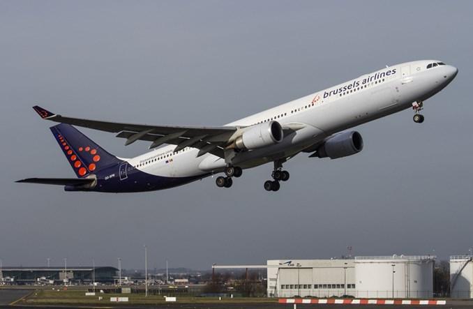 Rząd Belgii negocjuje z Lufthansą wsparcie dla Brussels Airlines