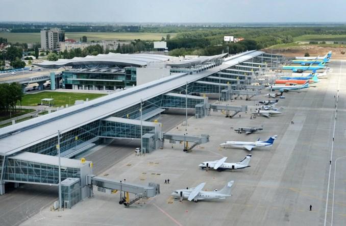 Ukraina przygotowuje się do budowy nowego lotniska