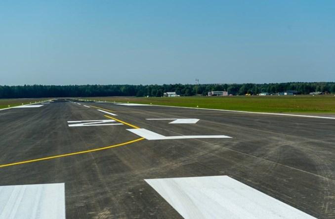 Koniec prac budowlanych na lotnisku w Krywlanach