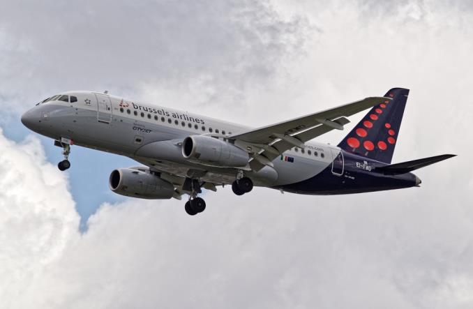 Brussels Airlines pożegnały SSJ100