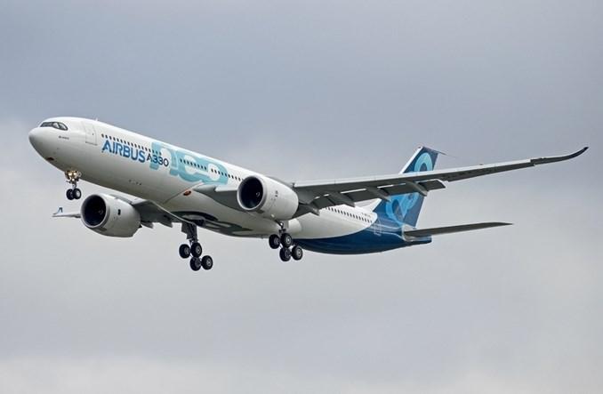 Airbus A330-900neo z certyfikatem typu
