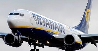 Ryanair: Jesteśmy najbardziej ekologiczną linią w Europie