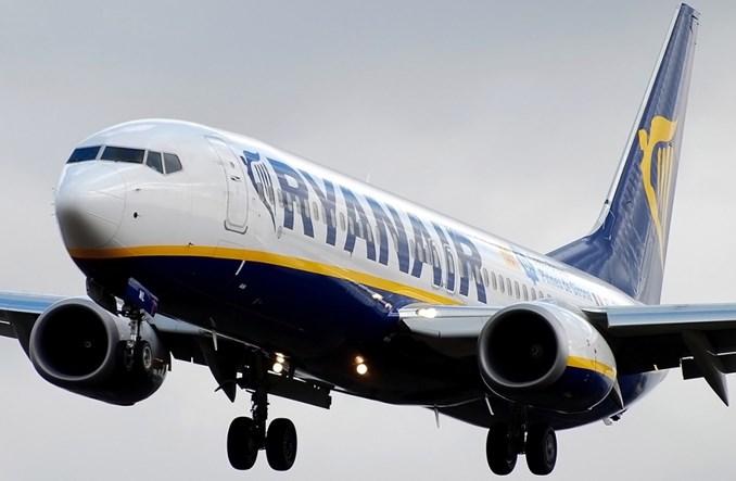 Prawie jedna czwarta portów lotniczych UE obsługiwanych przez Ryanair traci pieniądze