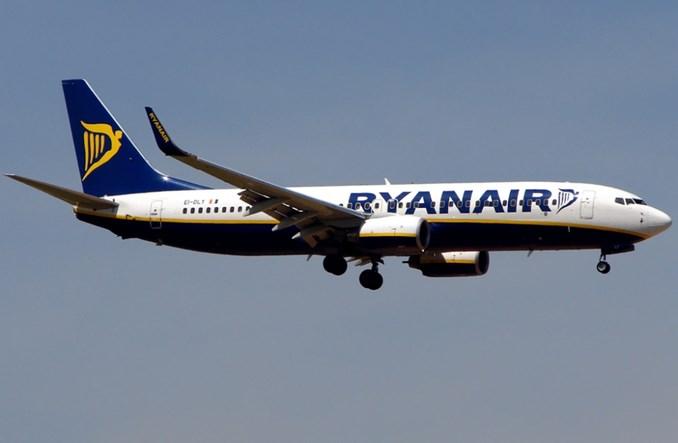 Ryanair otwiera połączenie z Katowice Airport do Chersonia