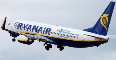 Ryanair: Istnieje ryzyko fali strajków pod koniec roku