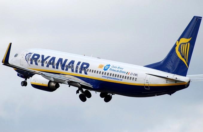Częściej z Łodzi do Londynu na pokładach Ryanaira