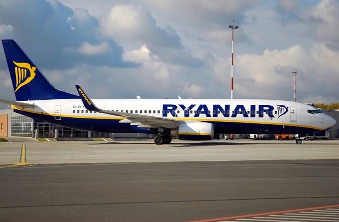 Ryanair z nowym połączeniem z Poznania