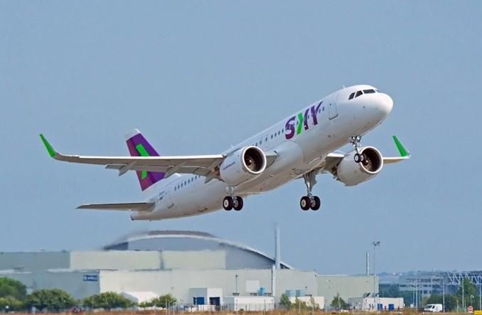 Sky Airline odebrała pierwszego A320neo