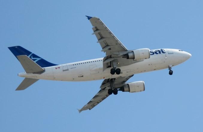 Kanadyjskie linie wydłużają relacje samolotów za pomocą pociągów