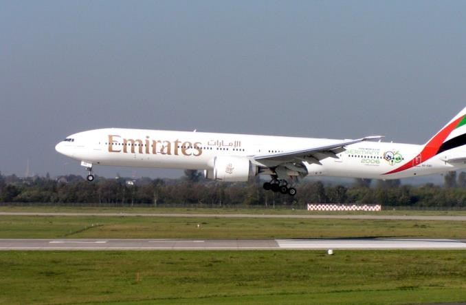 Emirates z nowym szkockim kierunkiem