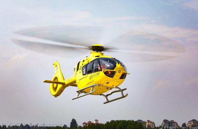 Otwarcie wytwórni H135 w Chinach