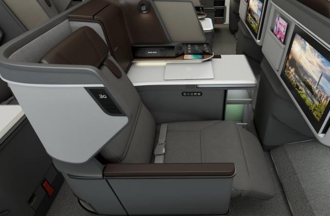 EVA Air odebrały pierwszego Dreamlinera (ZDJĘCIA)