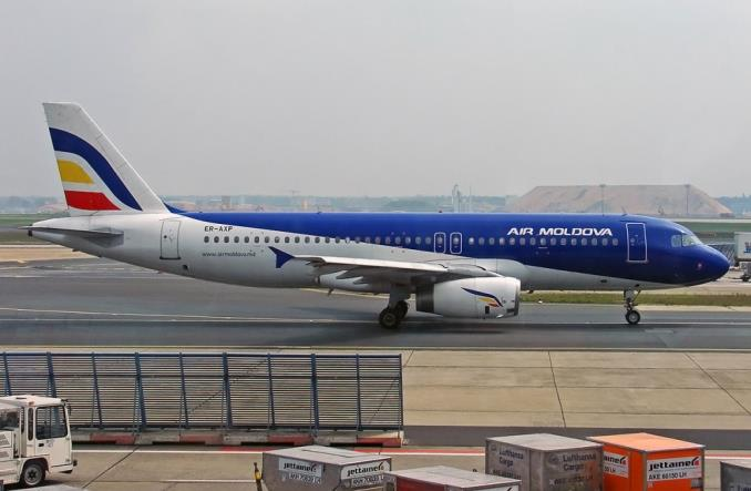 Blue Air kupił linię Air Moldova