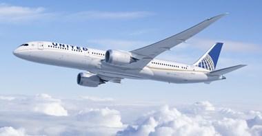 United zamawia kolejne Dreamlinery 787-9