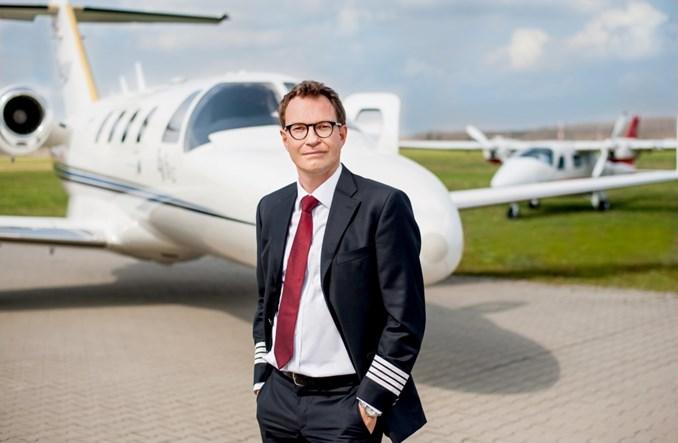 Prezes Bartolini Air: Koronawirus może przyspieszyć rozwój General Aviation (Wywiad)