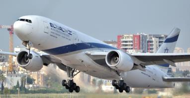 El Al utrzymuje most powietrzny Izraela z Chinami