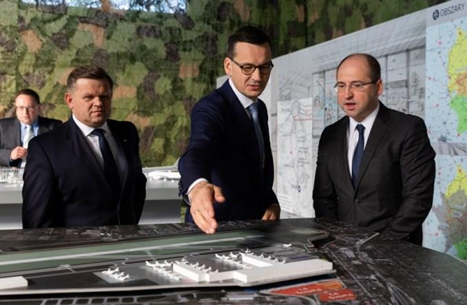PPL wybiera najtańszą ofertę na projekt terminala w Radomiu