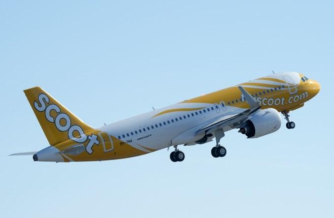 Scoot stawia na A321neo. Chce pozyskać w sumie 16 tych samolotów