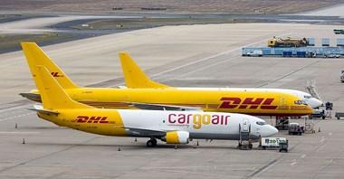 Europejskie porty lotnicze rejestrują spadek cargo po raz pierwszy od trzech lat