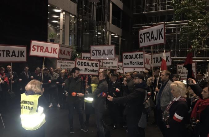 LOT: Strajk na razie bez większego wpływu na działanie spółki (aktualizacja)