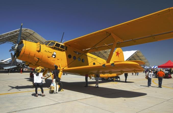 Chiny: An-2 otrzyma drugie życie jako dron