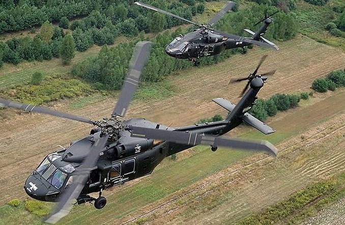 Błaszczak: My mamy już dwie fabryki helikopterów