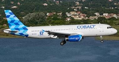 Linia Cobalt Air ogłosiła upadłość