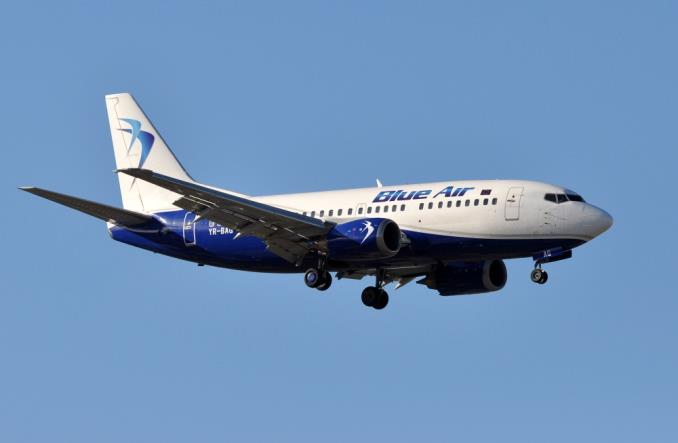 LOT: Boeing 737 od Blue Air i Travel Service na czas strajku