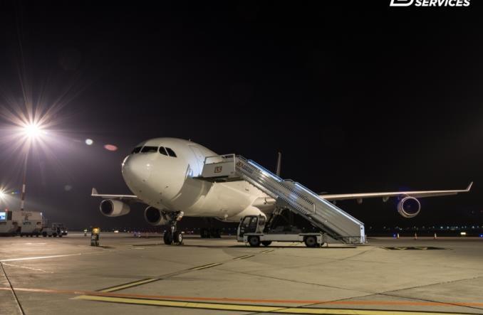 LOT czasowo pozyska airbusa A340 od linii lotniczych Hi Fly Malta (zdjęcia)
