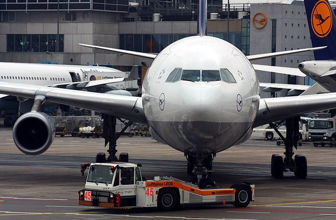 Port lotniczy Frankfurt planuje redukcję 15 proc. zatrudnionych
