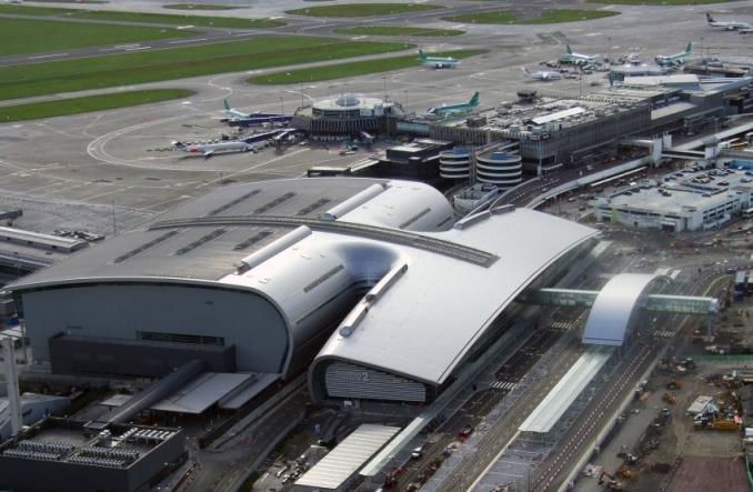 Znamy wykonawcę nowej drogi startowej na lotnisku w Dublinie